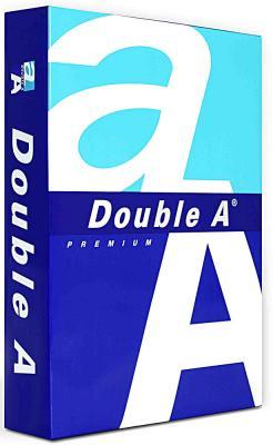 Бумага DOUBLE A, А4, белизна 175%CIE, 75 г/м, 500 л, эвкалипт/R