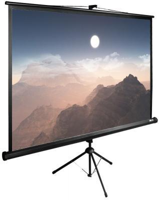 все цены на Экран напольный рулонный Cactus CS-PSTE-180X180-BK 180 x 180 см онлайн