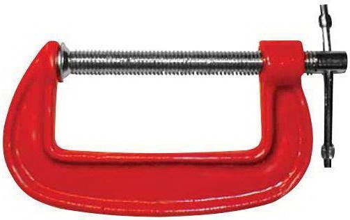 Струбцина FIT 59203 тип g 75мм цена