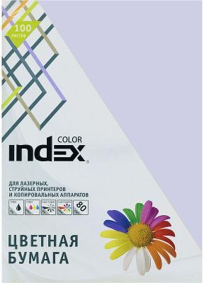 Цветная бумага Index Color IC85/100 A4 100 листов wd 22 2 аромадиффузор jade black 200 мл в под кор