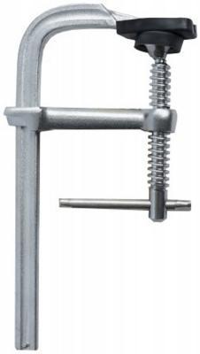 Струбцина ЭНКОР 20036 кованая тип F 120х1000мм струбцина stayer 3210 120 1000 master тип f закаленная рейка деревянная ручка 120х1000мм