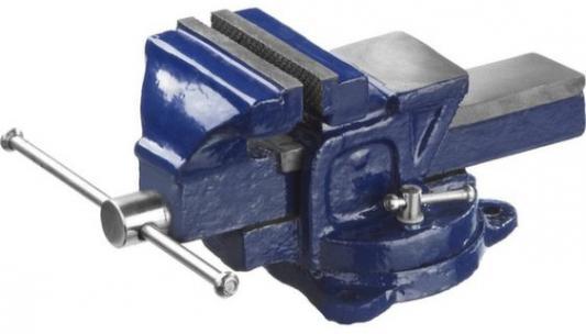 Тиски DEXX 32470-100 слесарные с поворотными механизмом 100мм тиски dexx 32470 100