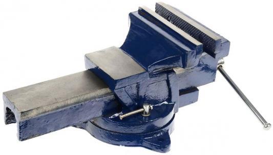 Тиски DEXX 32470-150 слесарные с поворотными механизмом 150мм слесарные тиски с ручным приводом wedo тсч 100