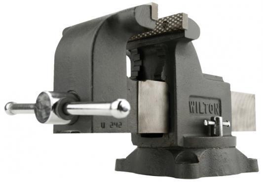 Тиски WILTON WI63300 Мастерская 100мм верстачные тиски wilton 11710eu