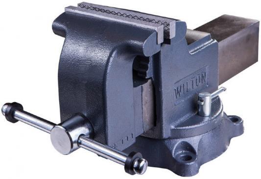 Тиски WILTON WI63304 Мастерская 200мм верстачные тиски wilton 11803eu
