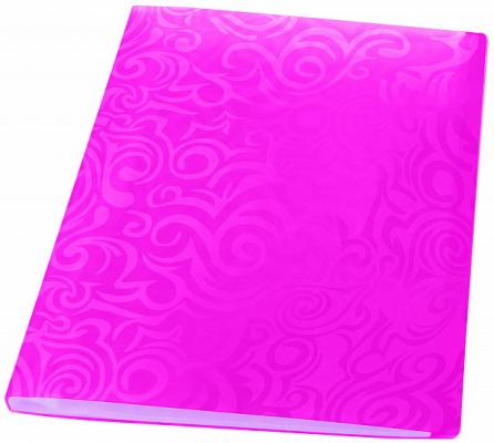 Папка с файлами TAI CHI, 20 файлов, розовый, материал PP, плотность 700 мкр, ф.А4 свитшот print bar tai chi