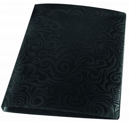 Папка с файлами TAI CHI, 40 файлов, черный, материал PP, плотность 700 мкр, ф.А4 свитшот print bar tai chi