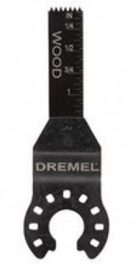 Полотно пильное для МФИ DREMEL Multi-Max MM411 погружное, 10мм, дерево/металл