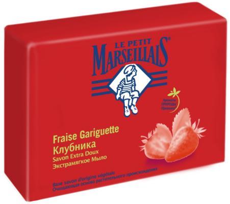 Мыло твердое Le Petit Marseillais Экстрамягкое - Клубника 90 гр 94138