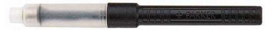 469.821.999 Конвертор STANDART для перьевых ручек, поршневой конвертор для перьевых ручек металлический hr поршневой