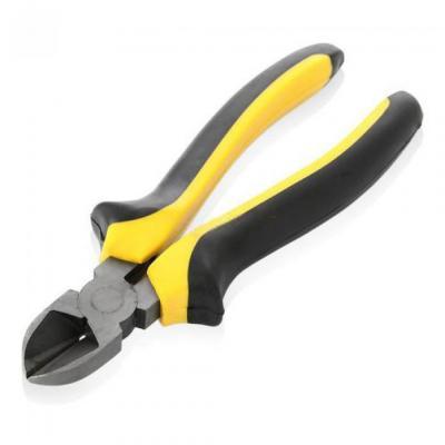 Бокорезы FIT 50606 стайл черно-желтая ручка молибденовое покрытие 160мм бокорезы fit 52416 диэлектрические 160мм 1000 в низ