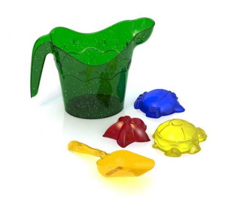 Набор для песка Нордпласт Набор для песка №143 5 предметов игрушки для песка нордпласт barbie n6