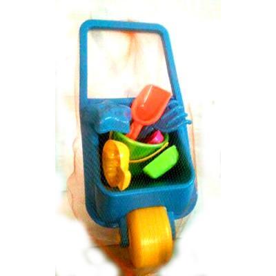 Набор для песка Нордпласт Набор для песка № 18 8 предметов игрушки для песка нордпласт barbie n6
