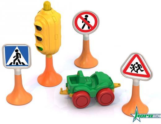 Набор Нордпласт &quot,Дорожные знаки №2&quot, 3 предмета