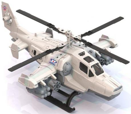 Вертолет Нордпласт Арктика серый 291