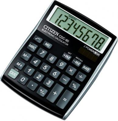 Фото - Калькулятор настольный 8 разр. 2-е питание TAX MU, черный, разм. 135х108х24 мм массажер imixlot 2 shape up ca12002 mu