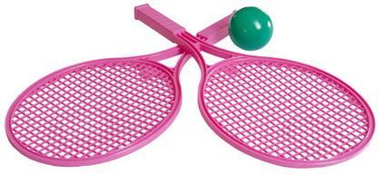 Ракетки ТехноК теннисные теннисные ракетки с мячиком детские
