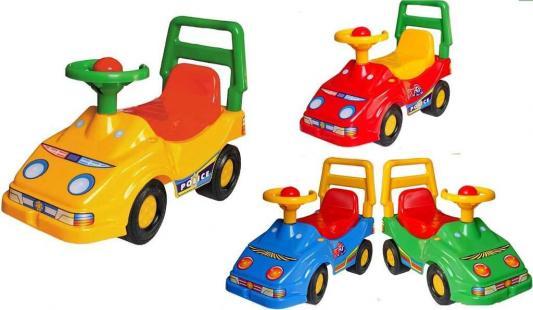 Купить Машина-каталка ТехноК Телефончик, ТЕХНОК, Ведерки, лопатки и формочки для детей
