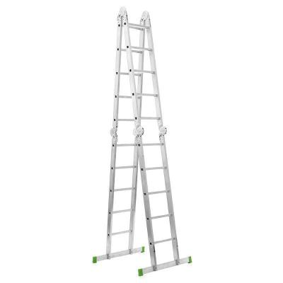 Лестница-трансформер RIGGER101415р  4х5 5,3м