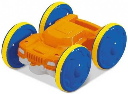 Автомобиль Стеллар Машинка-перевертыш оранжевый 1455 стеллар стеллар качели детские пластмассовые