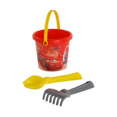 Набор для песка Полесье Тачки №1 3 предмета игрушки для песка полесье 455 с тачкой полесье