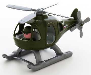 Вертолет Полесье Гром хаки 67661