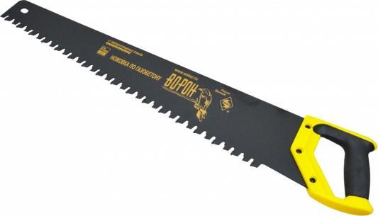 Ножовка ЭНКОР 9847  для газобетона Ворон
