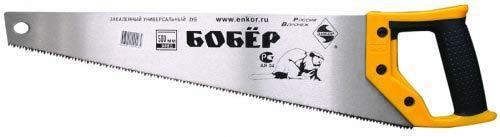 Ножовка ЭНКОР 9853  500мм Бобер закаленный зуб