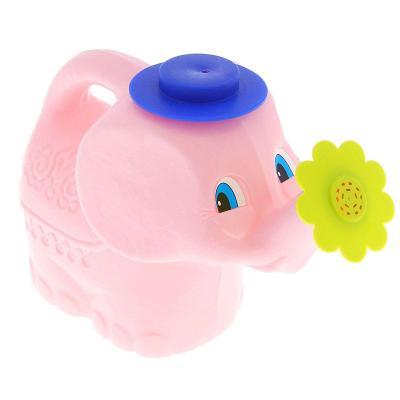 Лейка Росигрушка Розовый слонёнок росигрушка игровой набор розовый зефир