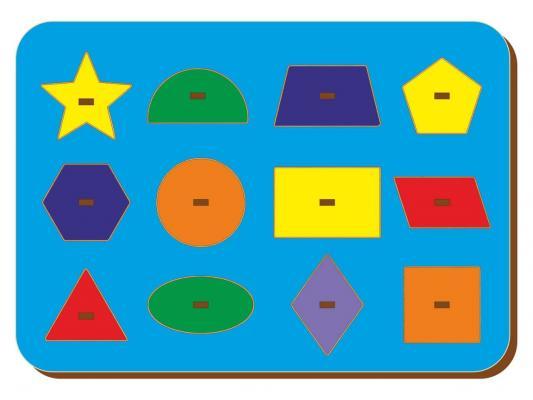 Игра-головоломка Woodland Геометрия от 3 лет