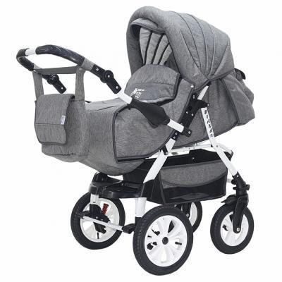 Коляска прогулочная Teddy BartPlast Diana Prime PKLO (02/черный джинс) коляска прогулочная teddy bartplast diana 2016 pklo dd16 серый
