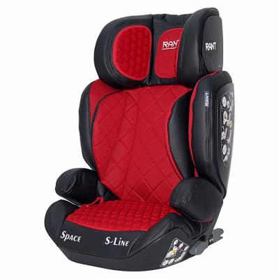 Автокресло Rant B-Tiger Space Isofix (red) автокресло rant premium isofix red
