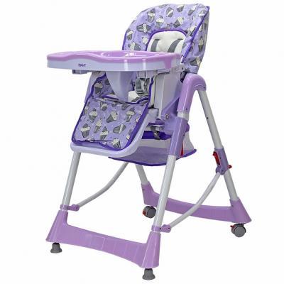 Стульчик для кормления Rant Penne (cupcake purple) стульчик для кормления nuovita nuovita стульчик для кормления elegante acqua eco