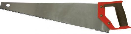 Ножовка BIBER 85681 по дереву ПРОФИ 3d заточка средний зуб 400мм fit ножовка по дереву профи 3d заточка каленая 450 мм