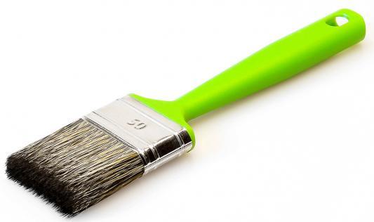 Кисть для антисептиков Hammer Flex  237-009 35х12 (пласт. ручка)