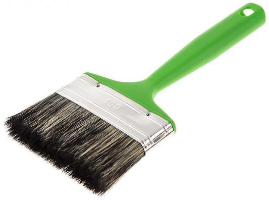 Кисть для антисептиков Hammer Flex 237-012 100х14 (пласт. ручка) утконосы hammer 601 012