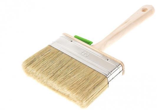 Кисть для водных красок Hammer Flex  237-004 120*25 (дерев.ручка)