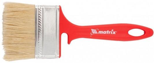 Кисть флейцевая MATRIX 83353 70х2мм кисть флейцевая fit 01045