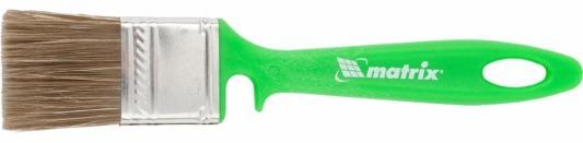 Кисть флейцевая MATRIX 83372 35х10мм цена