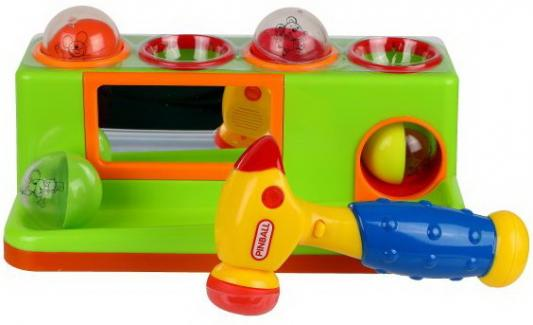 Развивающая игрушка Mommy love Веселый молоточек mommy love развивающая игрушка телефончик цвет желтый