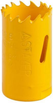 Коронка биметаллическая STAYER PROFESSIONAL 29547-030 d30мм dysprosium pure metal turnings reference sample in sealed vial 5 gram