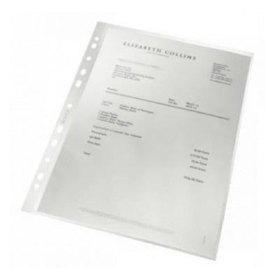 Папка-уголок Leitz ReCycle, переработанный полипропилен 130 мкм, формат А4, цена за 1 штуку вкладыш уголок с перфорацией leitz combifile ф а4 5 шт 200 мкм синий 47260035