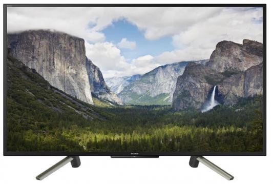 Телевизор SONY KDL43WF665BR черный все цены