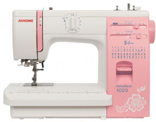 JANOME HomeDecor 1023 швейн. маш.