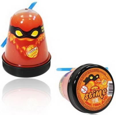 Купить Слайм Ninja, меняет цвет на желтый, NanoGum, разноцветный, Интерактивные мягкие игрушки