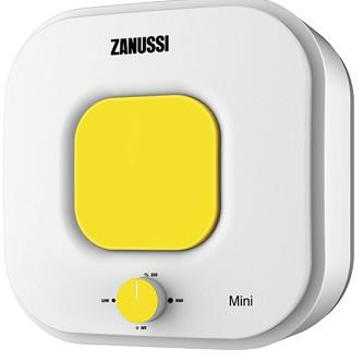 Картинка для Водонагреватель накопительный Zanussi ZWH/S 15 Mini O (Yellow) 2500 Вт 15 л