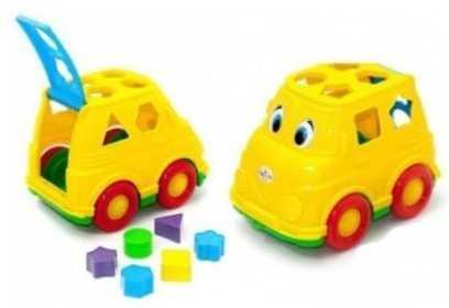 Автомобиль ORION TOYS Автомобиль-логика Микроавтобус цвет в ассортименте 195 автомобиль orion toys автомобиль логика микроавтобус цвет в ассортименте 195