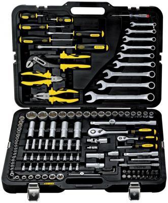 Набор инструментов BERGER BG128-1214 128 предметов berger bg108 1214