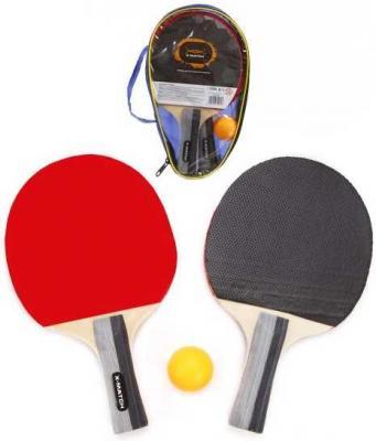 Набор д/наст.тенниса X-Match, чехол