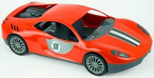Автомобиль zebratoys Машина спортивная цвет в ассортименте 15-11160 самосвал zebratoys 15 10175 в ассортименте в ассортименте